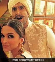 रणवीर सिंह-दीपिका पादुकोण की शादी का पहला Video आया सामने, दिखी ऐसी सजावट
