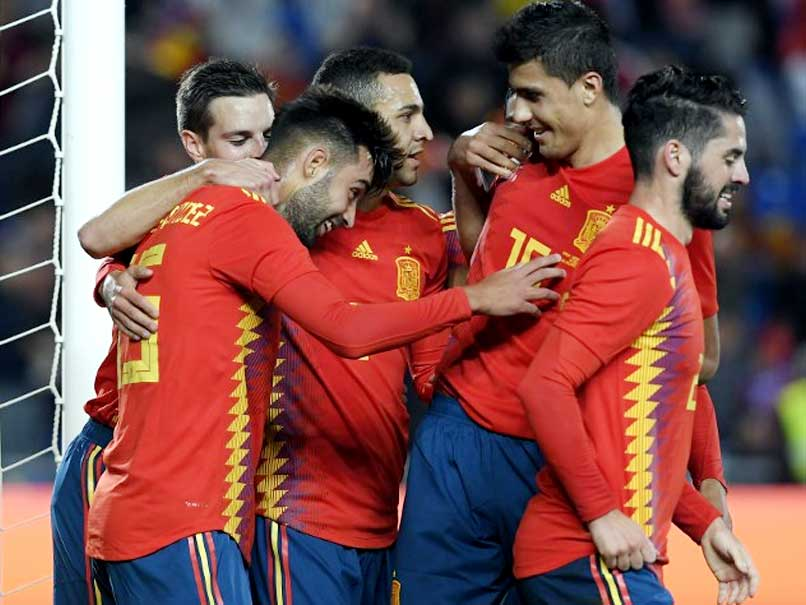 Spain Beat Bosnia After Nations League Heartache