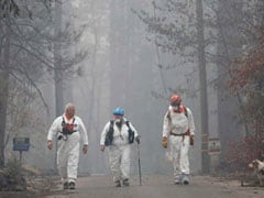 California Wildfire Death Toll Climbs To 56, 130 Still Missing