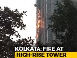 Video : Fire At Kolkata's Tallest Building 'The 42' Brought Under Control
