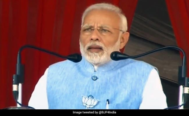 In Alwar, PM Modi Attacks Congress Over Ayodhya Case In Supreme Court: Assembly Polls Live
