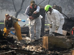 Over 1,000 Missing In California Fire As Trump Set To Visit