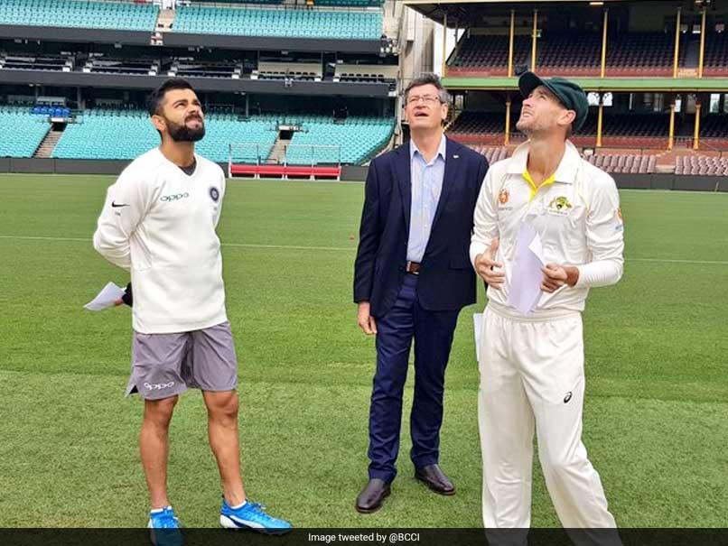 Virat Kohli Slammed On Twitter For Wearing Shorts For Toss During Warm-Up Test vs Cricket Australia XI