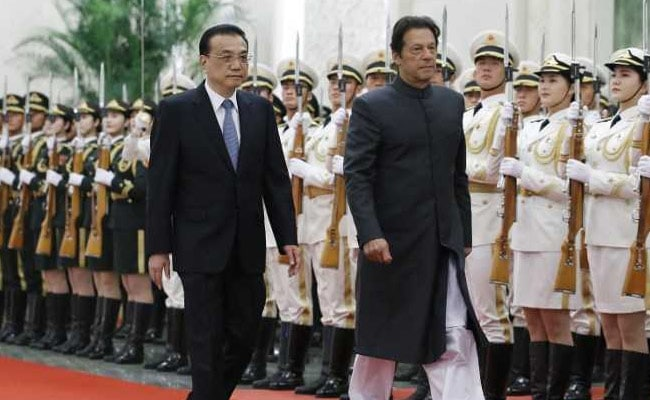 After Imran Khan Trip China Backs Pak On Dispute With India Nuke Group