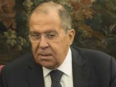 Russian Foreign Minister Opens US Talks, Meets Donald Trump