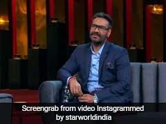 अजय देवगन ने जताई नाराजगी, बोले बुढ़ापे में काजोल ऐसा क्यों कर रहीं? मिला करारा जवाब... देखें, Video