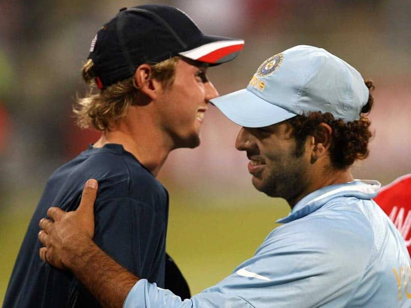 """Stuart Broad Recalls Being Hit For 6 Sixes By Yuvraj Singh, Fans Call It """"Class Act"""""""