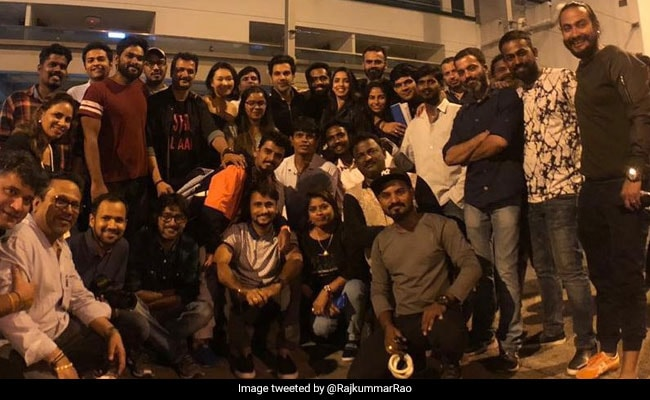 Rajkummar Rao Announces The Wrap Of Made In China With This Pic
