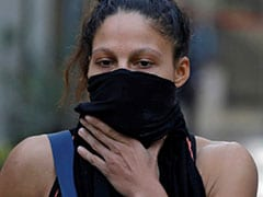 World Championships: Women Boxers Wear Masks, Scarves To Guard Against Air Pollution In Delhi