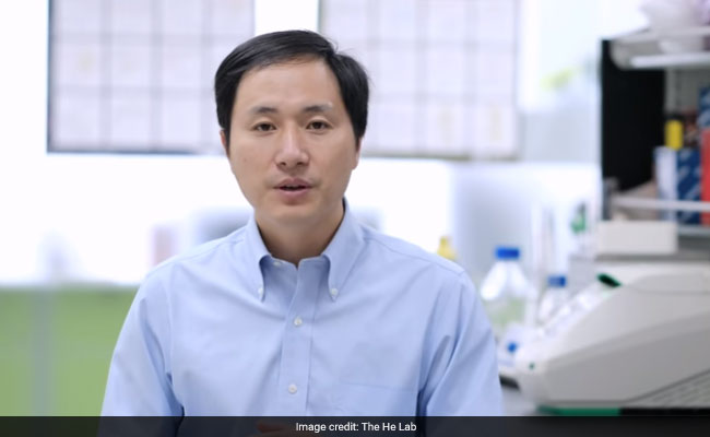 'Rogue, Crazy': Alarm Over China Scientist's Claim Of Gene-Edited Babies