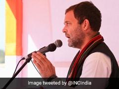 """CBI Officer's Corruption Charges A """"Crime Thriller"""" Episode: Rahul Gandhi"""