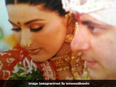 Sonali Bendre's Anniversary Post Will Make You Teary-Eyed