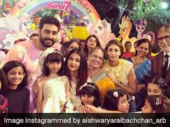 Inside Aaradhya Bachchan's 'Supercalifragilisticexpialidocious' Birthday Party With Aishwarya, Abhishek, Amitabh, Shweta, Shilpa Shetty And Esha Deol