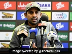 Sarfraz Ahmed Calls On Batsmen To Step Up Against New Zealand In 2nd Test