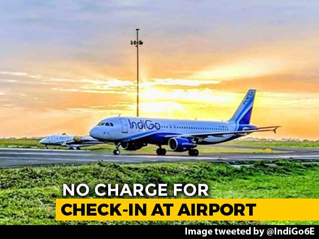 Video : Facing Flyers' Fury, IndiGo Says Web Seat Booking To Cost, Not Check-In