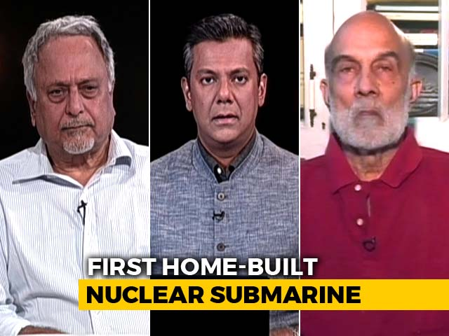 Video : INS Arihant, Its Technologies, Missiles And Nuclear Reactor