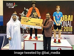 Badminton: भारत की अश्मिता चाहिला ने जीता दुबई इंटरनेशनल चैलेंज खिताब