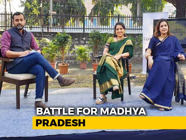 Video : NDTV's Twitter Townhall On Madhya Pradesh Elections