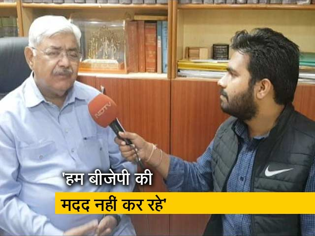 Video : वीएचपी के कार्यकारी अध्यक्ष आलोक कुमार बोले, मंदिर नहीं बना इसलिए आंदोलन कर रहे