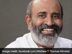 Kerala JDS Leader Mathew Thomas Resigns; K Krishnankutty To Take Charge