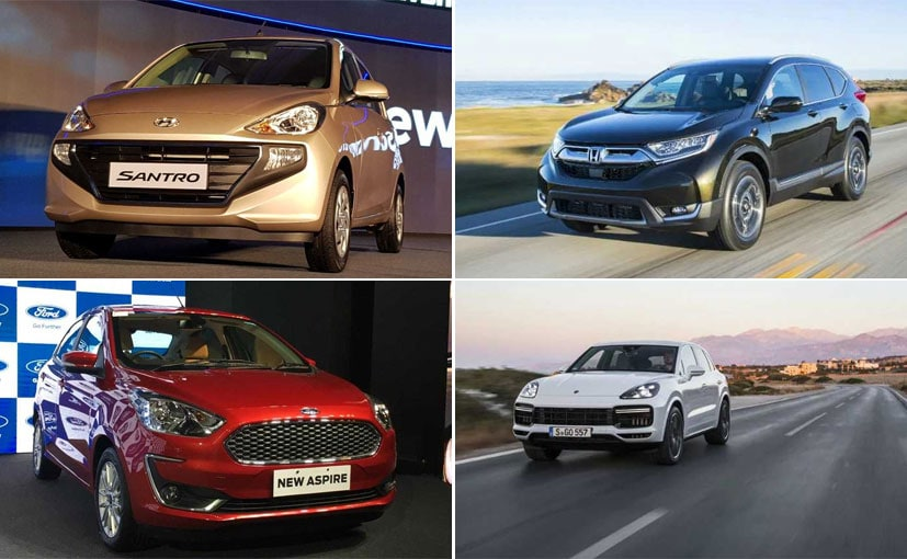 Diwali 2018: Top 8 Cars Launched In India This Festive Season