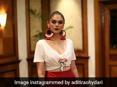 Aditi Rao Hydari On Her Mother: 'Everything I Am Is Because Of Her'