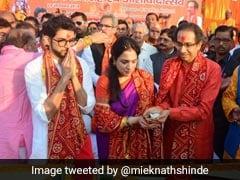 शिवसेना प्रमुख उद्धव ठाकरे बोले, मैं अयोध्या सोये हुए कुंभकर्ण को जगाने आया हूं, अब हिंदू चुप नहीं बैठेगा