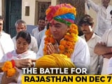 Video: In Jhalawar, 'Battle Ready' Manvendra Singh Takes On Vasundhara Raje