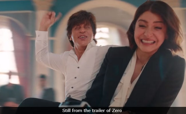 Zero Trailer: Shah Rukh Khan, Anushka Sharma, Katrina Kaif In Unique Love/War Triangle