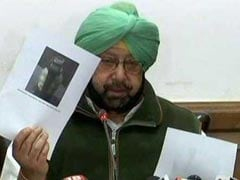 Grenade Made In Pak, ISI Plotted Amritsar Attack, Says Amarinder Singh