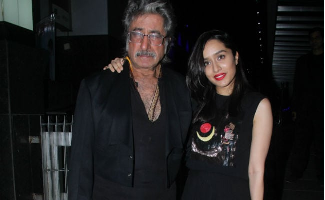 shraddha kapoor anil kapoor boney kapoor and others
