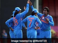 ICC Women's World T20: Spinners Shine As India Beat Ireland To Enter Semi-Finals
