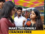 Video : Youth Pledge To Go Green This Diwali