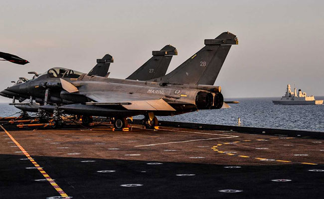 On Rafale Deal, Congress' 11 Questions To PM Modi