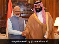 Saudi Crown Prince's Maiden India Visit Likely Next Month