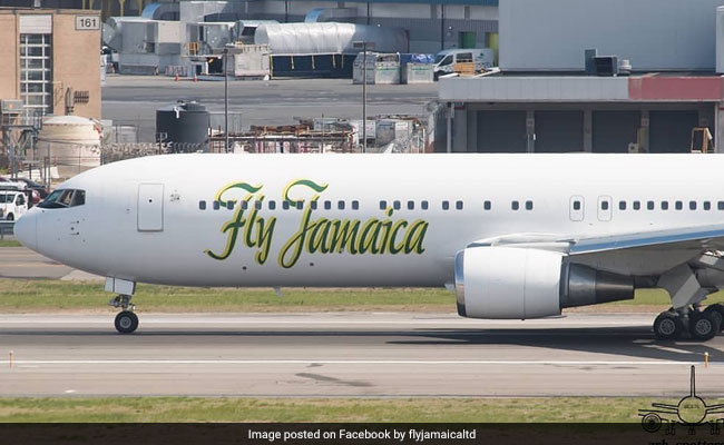 Fly Jamaica flight destined for Toronto suffers accident on landing