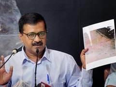 Day After Attack, Arvind Kejriwal Says