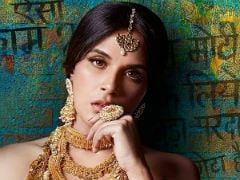 <i>Shakeela</i> Poster: Richa Chadha's Film On Nineties Adult Film Star Is Very Relevant In 2018