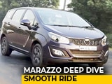 Video : Sponsored: Mahindra Marazzo | Smoothest Ride | NDTV carandbike