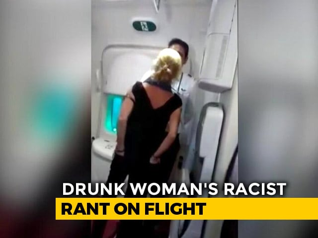 Video : Denied More Wine, Air India Passenger Goes On Racist Rant, Spits At Crew