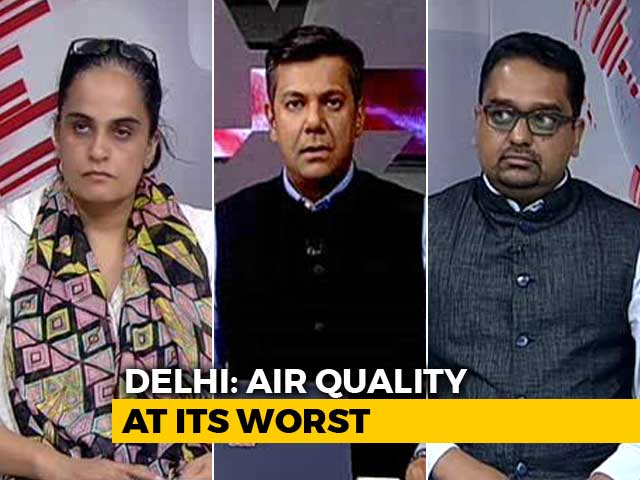 Video : India's Air Crisis: Speak Up On Your #RightToBreathe