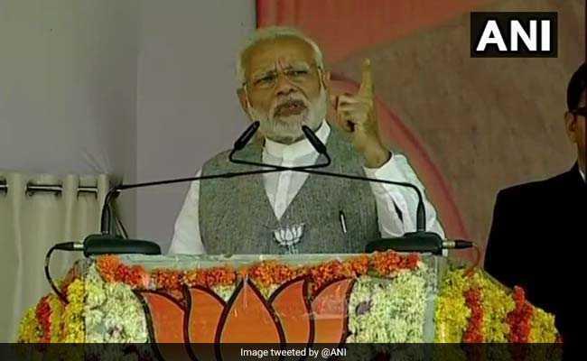 PM मोदी का कांग्रेस पर पलटवार: '17 साल से हरा रहा हूं, मुझसे लड़ने की ताकत नहीं, तो अब मां को गाली दे रहे'