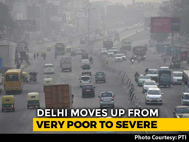 "Video : ""Couldn't Go For Morning Walk Due To Delhi Pollution"": Top Court Judge"