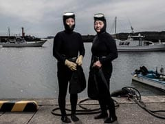 Japan's 'Ama' Grannies Cling To Their Freediving Fishing Tradition