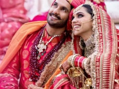What Deepika Padukone And Ranveer Singh Gave Away As Wedding Favours