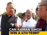 "Video : ""Shouting Won't Win Polls,"" Says Raman Singh, BJP's Chhattisgarh ""Star"""