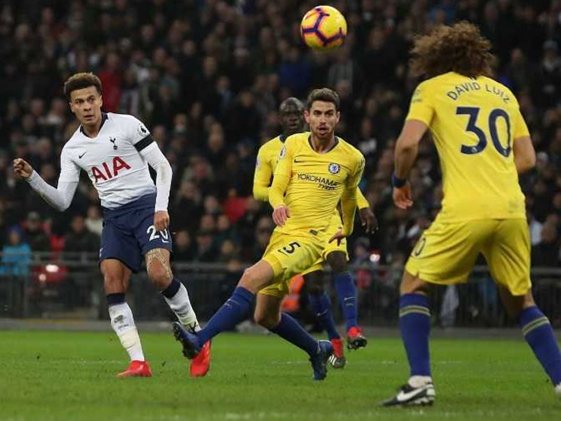 Premier League: Super Tottenham Hotspur End Maurizio Sarri
