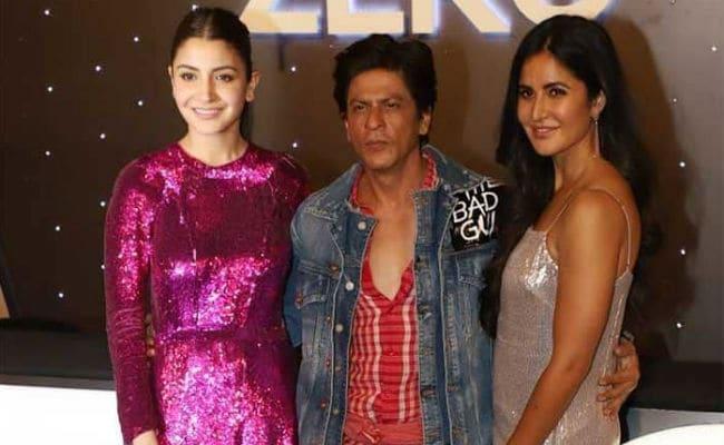 Shah Rukh Khan, Katrina Kaif And Anushka Sharma Spill The Beans On Their Favourite Zero Characters