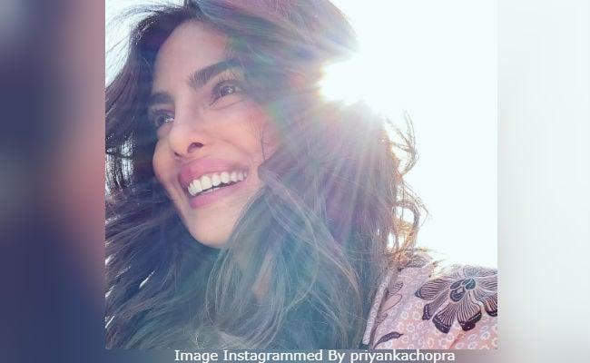 When Priyanka Chopra Is In Delhi, The Sky Is Bright