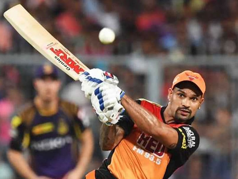 IPL 2019: Sunrisers Hyderabad Confirms The Trading Of Shikhar Dhawan